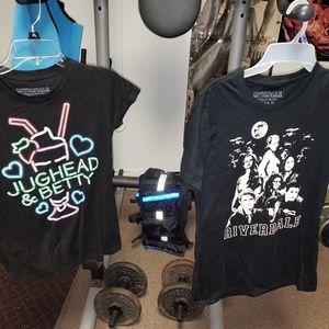 4 Riverdale shirts